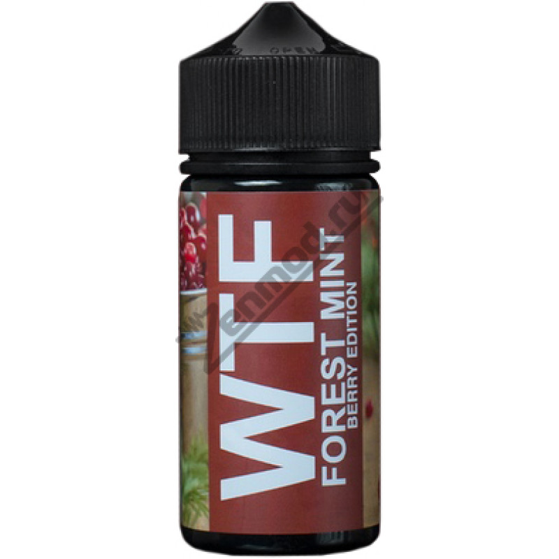 WTF - Forest Mint Berry Edition 100мл
