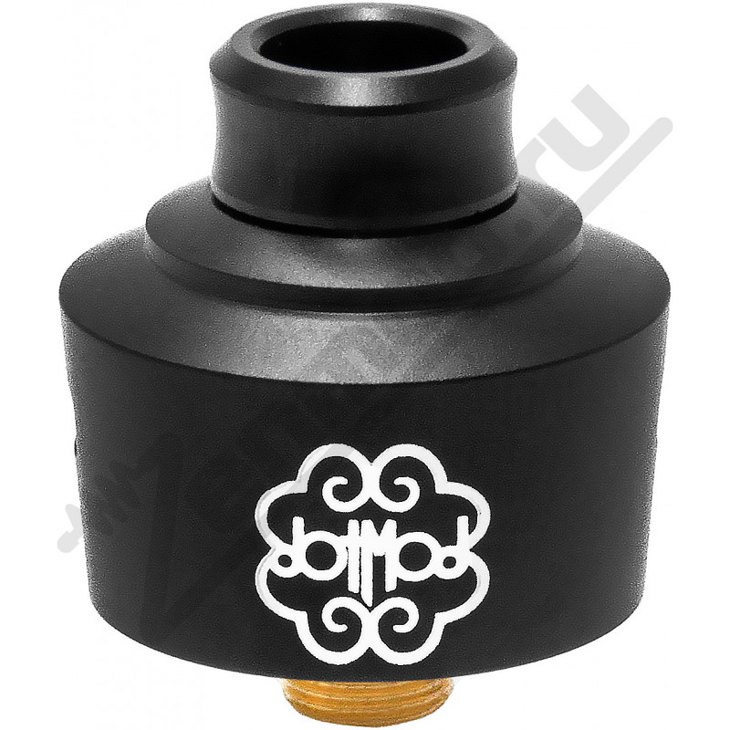 dotRDA Single Coil RDA clone Black