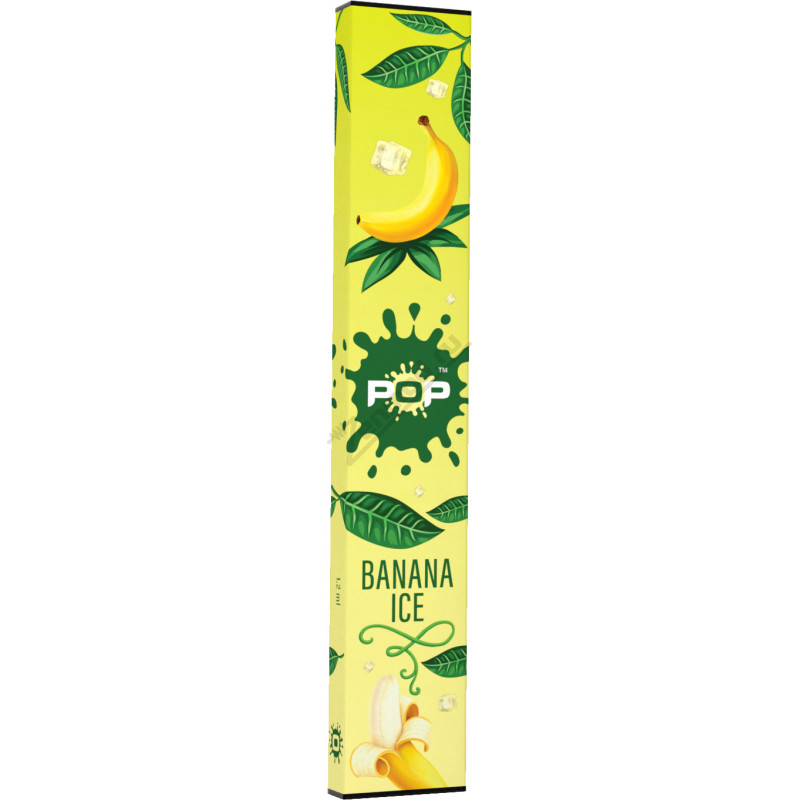 POP - Banana Ice 5%